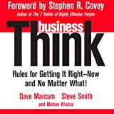 img - for businessThink: Rules for Getting It Right - Now, and No Matter What! book / textbook / text book