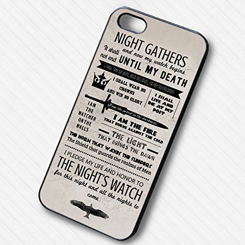Night Gathers Game for Cover Iphone 6 and Cover Iphone 6s Case I7Z6HD