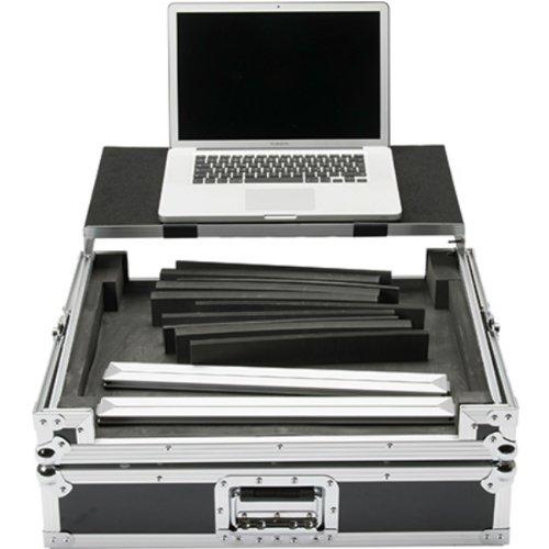 Magma Multi-Format Workstation Xl Case For Kontrol, Numark, Denon, Adj, Vestax