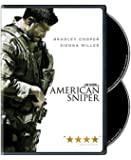 American Sniper (DVD+UltraViolet)