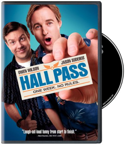Cover art for  Hall Pass
