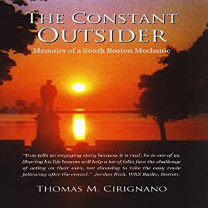 The Constant Outsider Audiobook