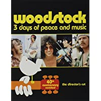 Woodstock 40th Anniversary Limited Edition Revisited on Blu-ray