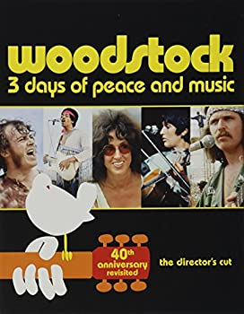 Woodstock 40th Anniversary Revisited on Blu-ray
