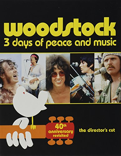 Woodstock: 40th Anniversary [Blu-ray] [US Import]