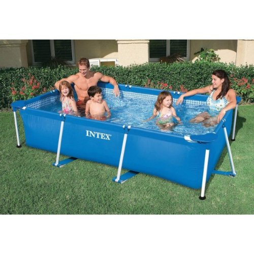 unkerake piscine tubulaire intex rectangulaire 2m60x1m60x65cm 58980. Black Bedroom Furniture Sets. Home Design Ideas