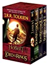J.R.R. Tolkien 4-Book Boxed Set: Th...