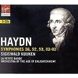 Haydn: Symphonies 26, 52, 53, 82-92 - Kuijken