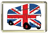Best of British, London Bus Fridge Magnet, UK