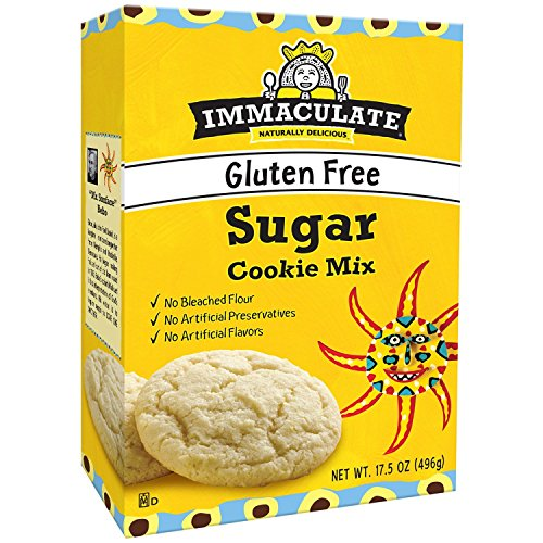 Imaculate Chocolate Chip Cookie Ingredients
