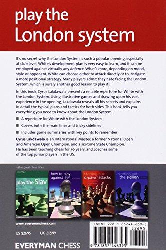 Play the London System (Everyman Chess Series)