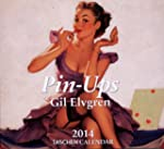 Pin-Ups. Gil Elvgren - 2014: Tear-Off...