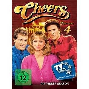 TV-Serien auf DVD bei amazon im Angebote: Cheers und MacGyver Staffeln zu Schnappilettenpreisen!