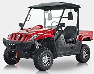 BMS Ranch Pony 500 RED Gas 4 Stroke 493cc 4 x 4 UTV