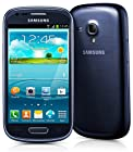 Samsung Galaxy S3 Mini GT-i8200 Factory Unlocked International Version (Pebble Blue)