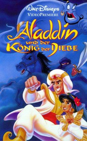 Aladdin und der König der Diebe [VHS]