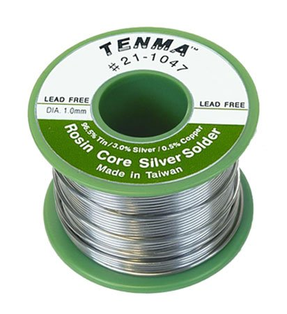 tenma-21-1042-lead-free-rosin-core-solder-tin-silver-copper-1lb