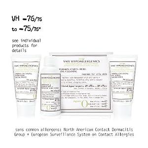 VMV Hypoallergenics Superskin Care-Starts-Here Set For Oily Skin 3 piece from VMV Hypoallergenics