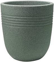 Stewart Pot de fleurs Marbre Vert 42cm