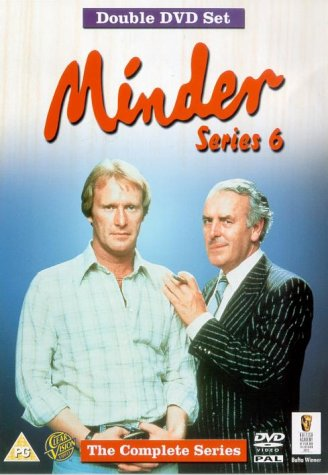 Minder - Series 6 [Box Set] [DVD] [1979]