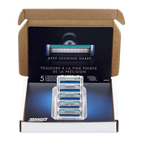 Gillette-Mach3-Turbo-Cartridges
