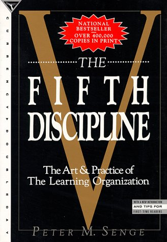 The Fifth Discipline: The Art & Practice of the Learning Organization, Peter M. Senge