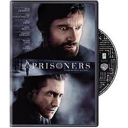 Prisoners (DVD + UltraViolet)