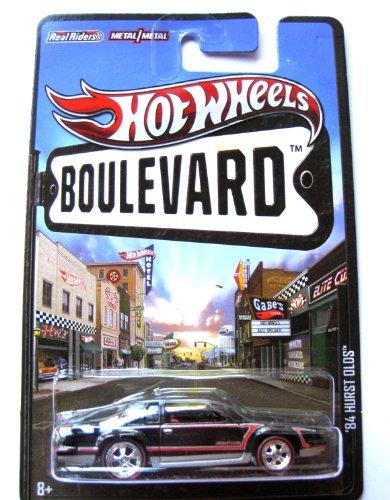hot-wheels-boulevard-oldsmobile-olds-hurst-1984-schwarzmetallic-164