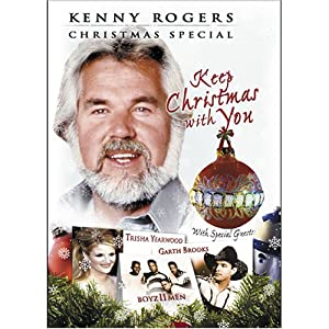 Kenny Rogers Christmas Special Keep Christmas With You from Platinum Disc
