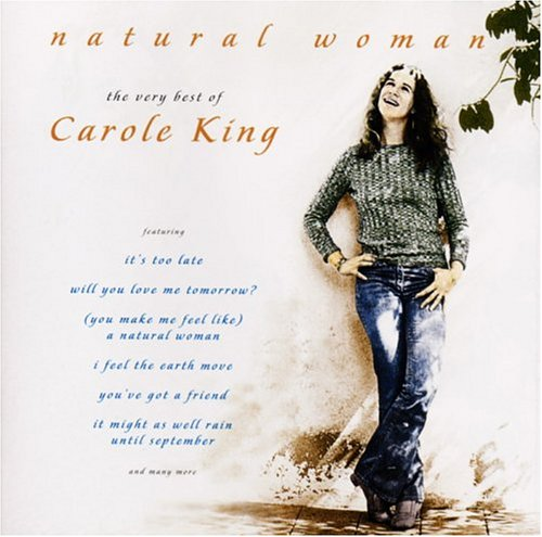 Carole King - Natural Woman_The very best of Carole King - Zortam Music