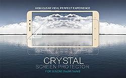 Original Nillkin Clear CRYSTAL Screen Guard / Scratch Protector for Xiaomi Redmi Note 3