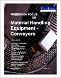 Freedonia Focus on Material Handling Equipment - Conveyors