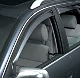 WeatherTech 74426 Light Tint 4-Piece Side Window Deflector