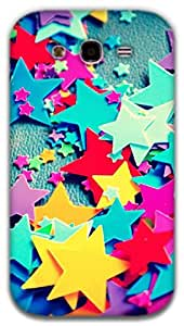 The Racoon Grip Fallen Stars hard plastic printed back case / cover for Samsung Galaxy Grand Neo