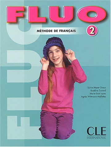 Fluo Textbook (Level 2) (French Edition)
