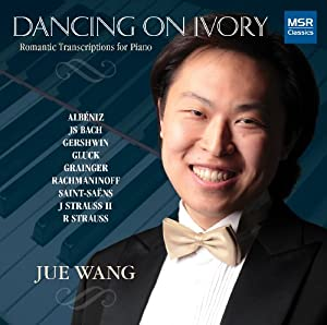 DANCING ON IVORY - Romantic Transcriptions for Piano