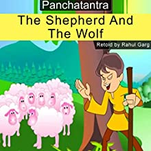 The Shepherd and the Wolf Audiobook by Rahul Garg Narrated by David Van Der Molen