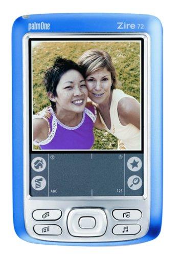 PalmOne Zire 72 Handheld