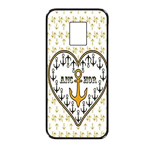 Vibhar printed case back cover for Samsung Galaxy Note 3 AnchorFalling