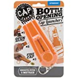Spinning Hat Cap Zappa Bottle Opener, Multicolored