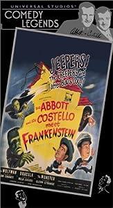 Abbott & Costello Meet Frankenstein [VHS]