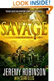 Savage (Chess Team Adventure series Book 6)