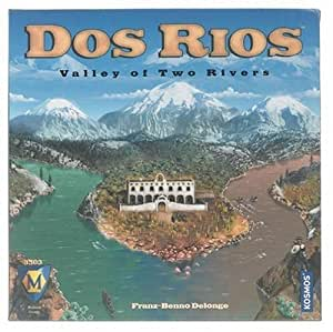 Dos Rios: Valley of Two Rivers