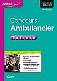 Concours Ambulancier - Tout-en-un - Concours 2016