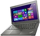 Lenovo T440 14-inch ThinkPad Laptop (Intel Core i5 1.9 GHz Processor, 4 GB DDR3 RAM, 500 GB HDD, Front Camera, Windows 7 Professional 64-Bit)