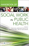 img - for Handbook for Public Health Social Work book / textbook / text book