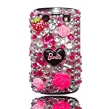 Rhinestone Diamante Bling Crystal Back Case Cover For BlackBerry Bold 9780 By Give Me A Chanceby Give Me A Chance