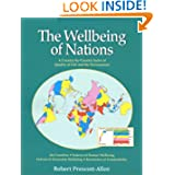 The Wellbeing of Nations: A Country-By-Country Index Of Quality Of Life And The Environment
