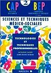 SCIENCES ET TECHNIQUES MEDICO-SOCIALE...