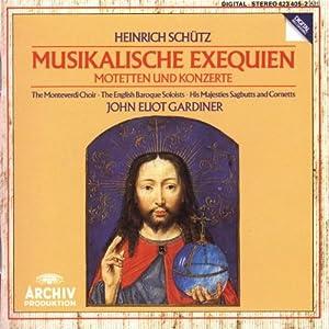 Schütz: Motets and Concertos